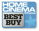 Home Cinema Choice button