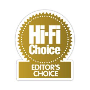 Hi Fi Choice Editors Choice