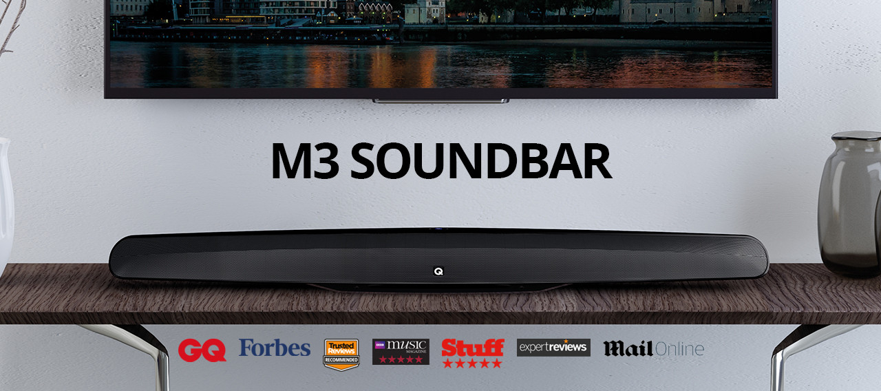 M3 Soundbar